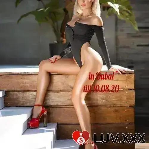 Johnica Dubai Real Girl
